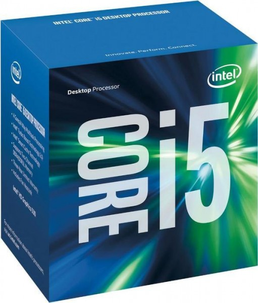 Intel Box Core i5 Processor i5-6400 2,70Ghz 6M Skylake