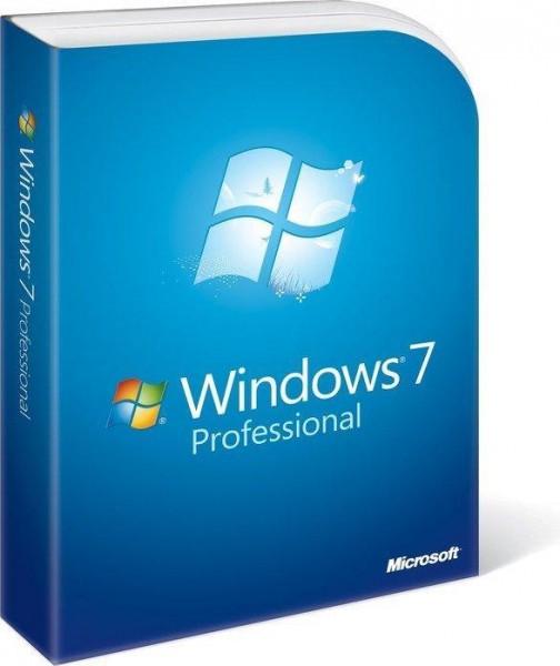 Microsoft: Windows 7 Professional 32Bit/64Bit, ESD (deutsch) (PC) (FQC-03038)
