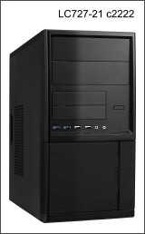 RABO System Core i7-7700/8GB DDR4/60GB SSD/Intel HD Grafik-630/W10 pro Testinstallation/
