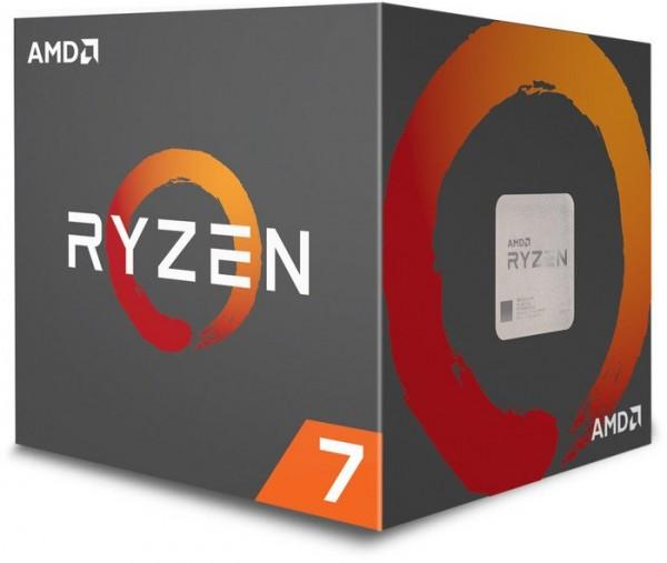 AMD Ryzen 7 1700 Box AM4 (3,000GHz) YD1700BBAEBOX