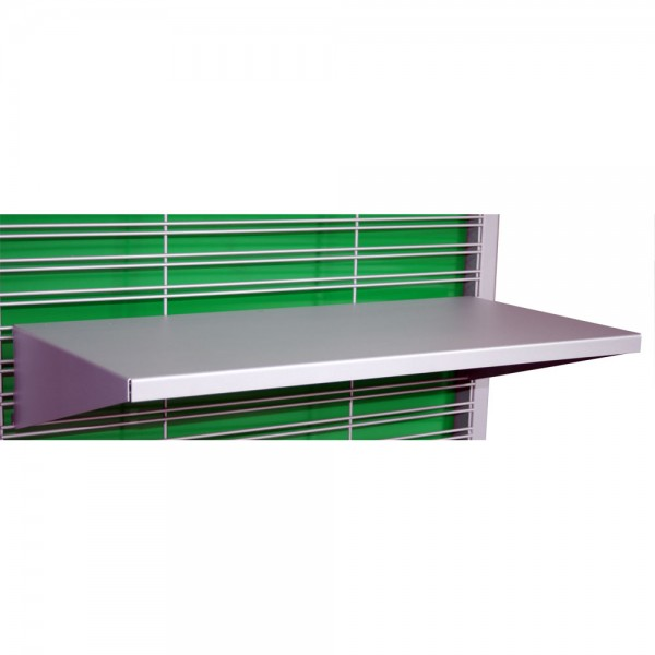 InLine® Warenetage für Aufstellwand 60x30cm