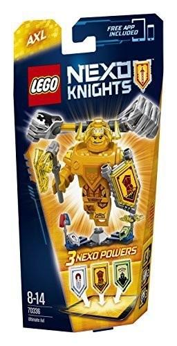 LEGO - Nexo Knights - Ultimativer Axl (70336)