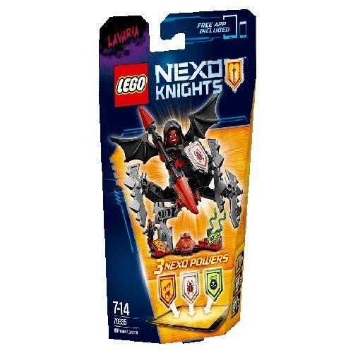 LEGO - Nexo Knights - Ultimativer Lavaria (70335)