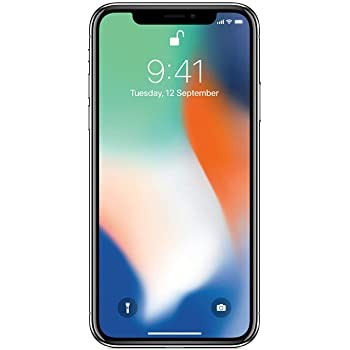 Apple iPhone X 64GB Silber-Copy