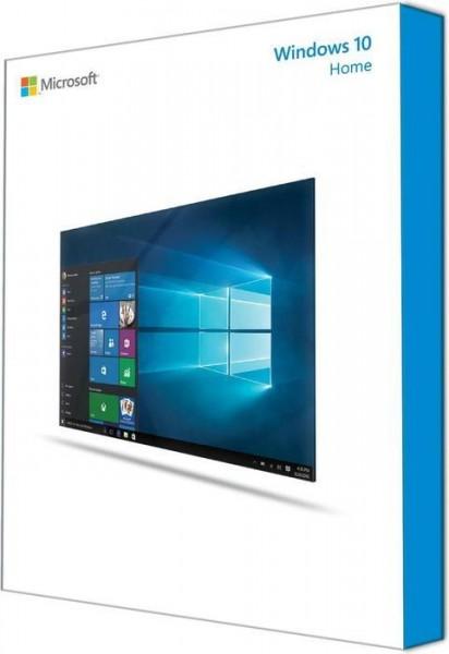 Microsoft: Windows 10 Home 32Bit/64Bit, ESD (deutsch) (PC)