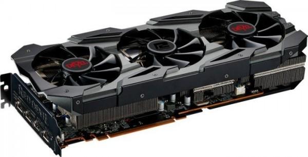 PowerColor Radeon RX 5700 XT Red Devil, 8GB GDDR6, HDMI, 3x DP (AXRX 5700XT 8GBD6-3DHE/OC)
