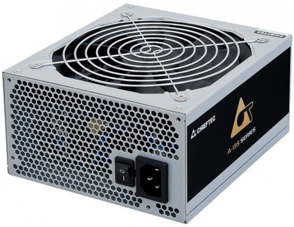 Chieftec New A-135 APS-500SB 500W ATX 2.3