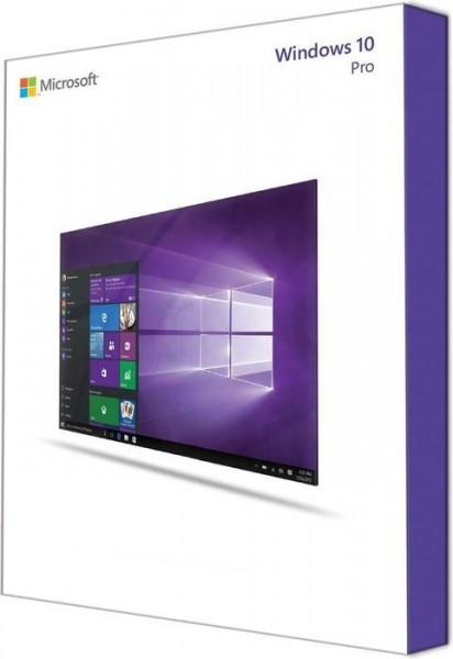 Microsoft Windows 10 Pro 64Bit, DSP/SB (deutsch) (PC) (FQC-08922)