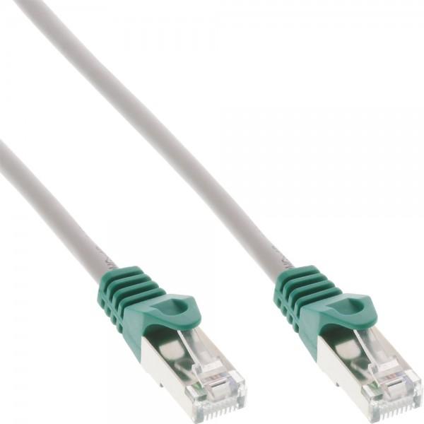 InLine® Crossover Patchkabel, F/UTP, Cat.5e, grau, 10m