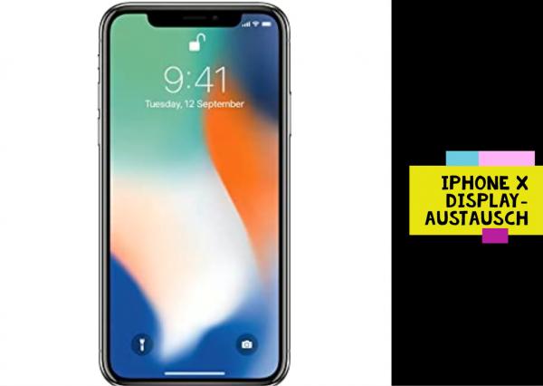 iPhone X Display-Austausch