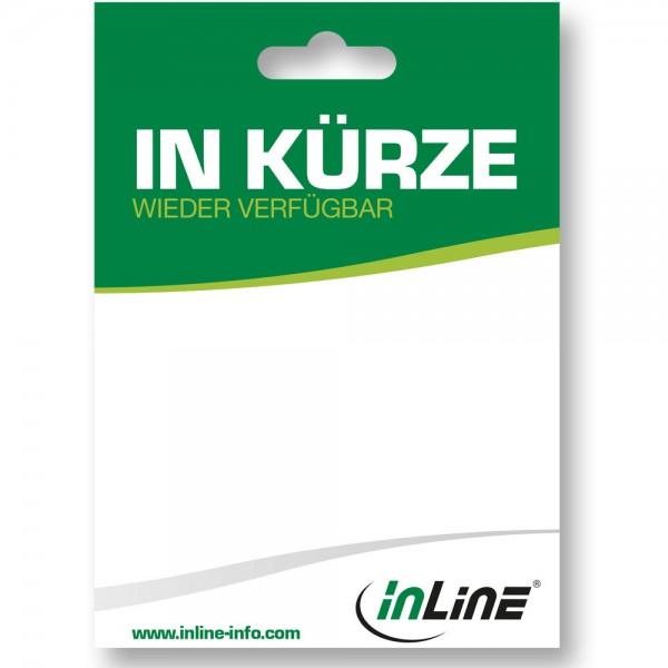 InLine® Papp-Aufhänger, mit Euro Lochung
