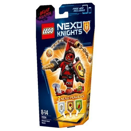 LEGO - Nexo Knights - Ultimativer Monster-Meister (70334)