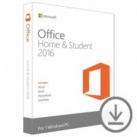 Microsoft Office 2016 Home and Student, ESD