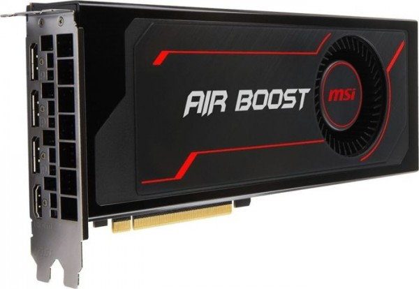 MSI Radeon RX Vega 56 Air Boost 8G, 8GB HBM2, HDMI, 3x DP