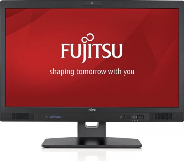 Fujitsu Esprimo K557/24, Core i3-7100T, 8GB RAM, 128GB SSD, Windows 10 Pro (VFY:K5574PP381DE)