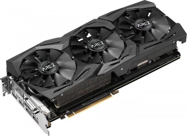 ASUS AREZ Strix Radeon RX Vega 56 OC Gaming, AREZ-STRIX-RXVEGA56-O8G-GAMING, 8GB HBM2, DVI, 2x HDMI,