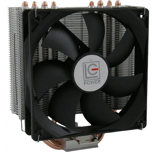 LC-Power CPU-Kühler, Cosmo-Cool LC-CC-120, für Intel LGA und AMD (bis 180W)