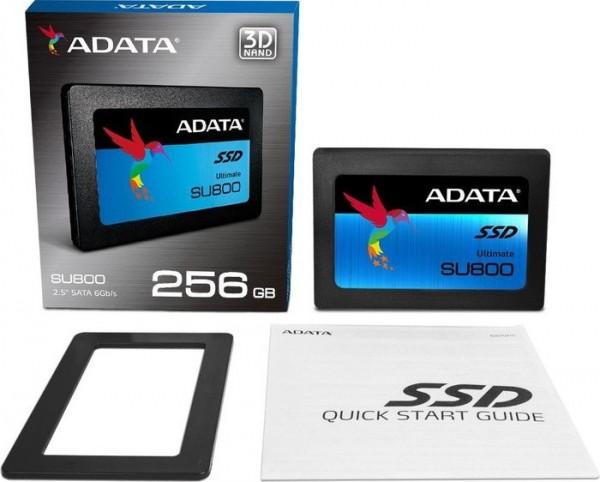 ADATA Ultimate SU800 256GB, SATA (ASU800SS-256GT-C)
