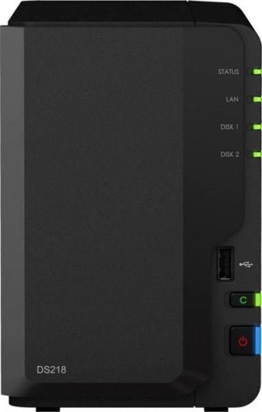 Synology DiskStation DS218, 1x Gb LAN