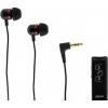 InLine® Bluetooth Audio-Receiver mit In-Ear Kopfhörer, Stereo Headset, schwarz