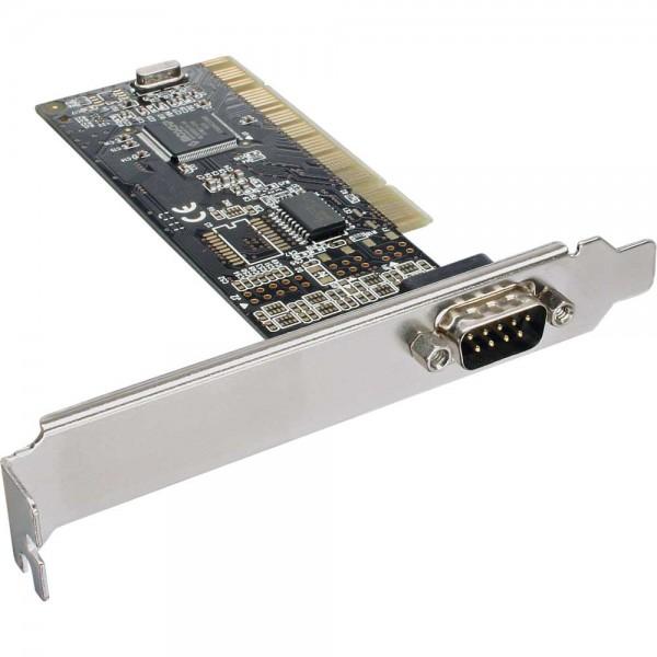 InLine® Schnittstellenkarte, 1x 9pol seriell, PCI